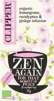 Clipper - Zen Again thee - 20 zakjes