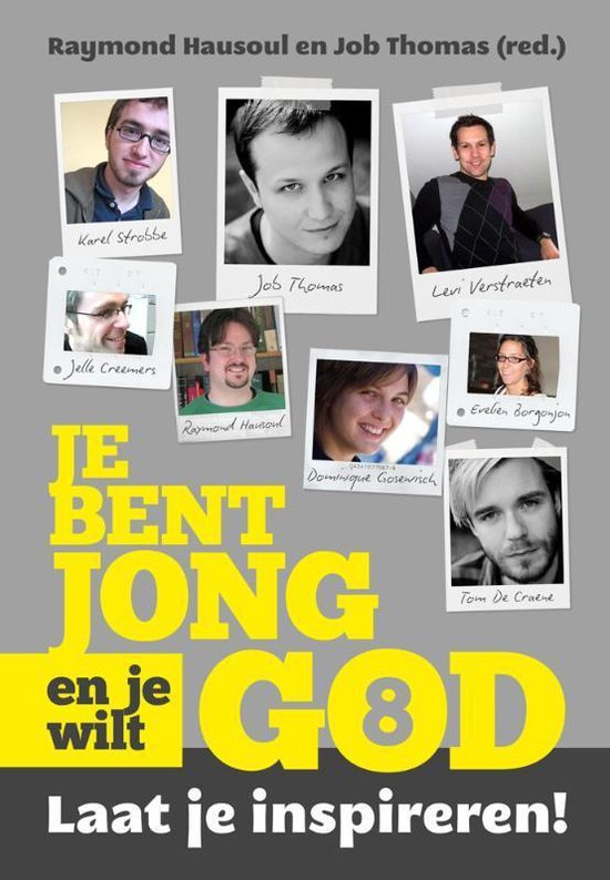 Je Bent Jong En Je Wilt God - J. Thomson |
