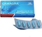 Camagra Man | 10 Capsules | Erectiepillen voor mannen