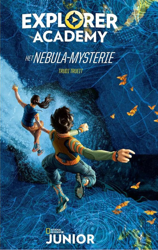 Explorer Academy - Het Nebula-mysterie - Trudi Trueit |