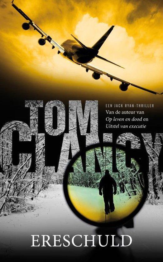 Jack Ryan 8 - Ereschuld - Ton Clancy |