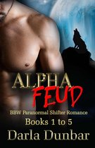 Alpha Feud Romance Complete Series