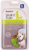 Rosewood walk 'n' train halsband hond kop halter