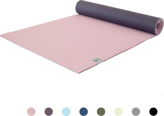 Love Generation Premium Yoga Mat - Enchanting Pink - 183 x 61 x 0.6 cm