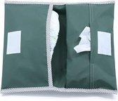 KipKep Napper Luieretui - Calming Green - gerecyclede materialen