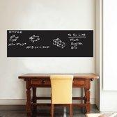 Walplus Krijtbord Decoratie Sticker – Krijtbord