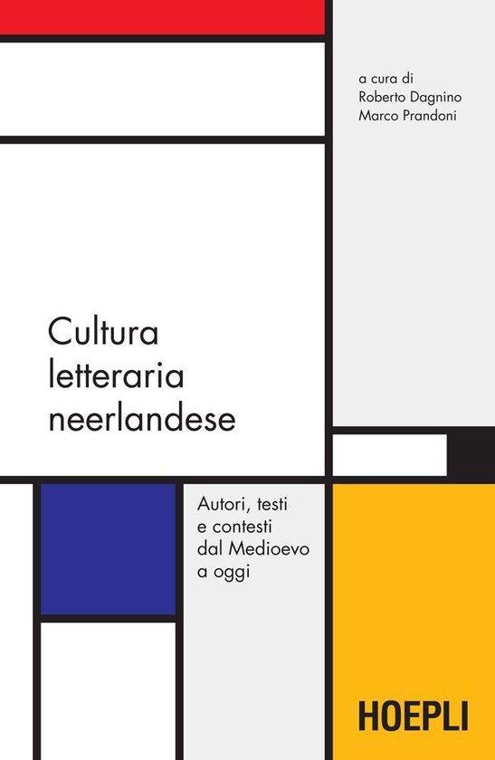 Cultura letteraria neerlandese