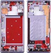 Originele middenkaderring voor Huawei Mate 30 Pro (zilver)