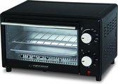 Esperanza CALZONE Mini Oven - Vrijstaand - 250°C - Zwart