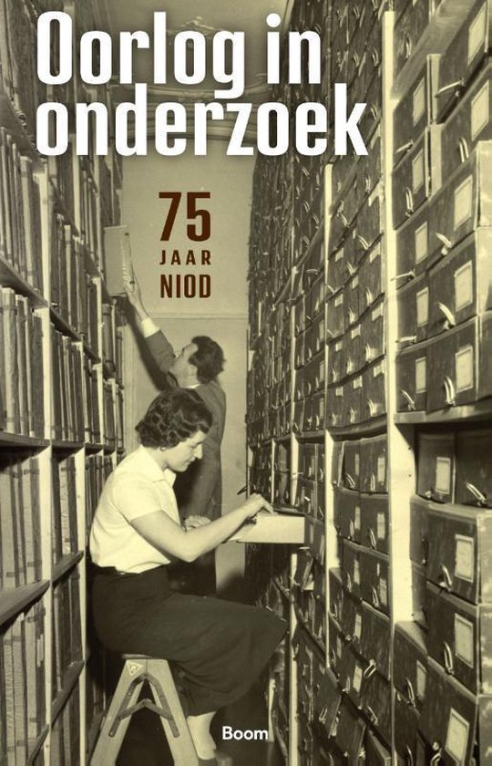 Boek cover Oorlog in onderzoek van  (Paperback)