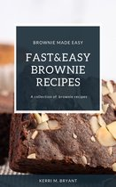 Fast And Easy Brownie Recipes
