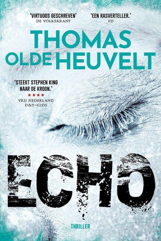 Boekomslag voor Echo