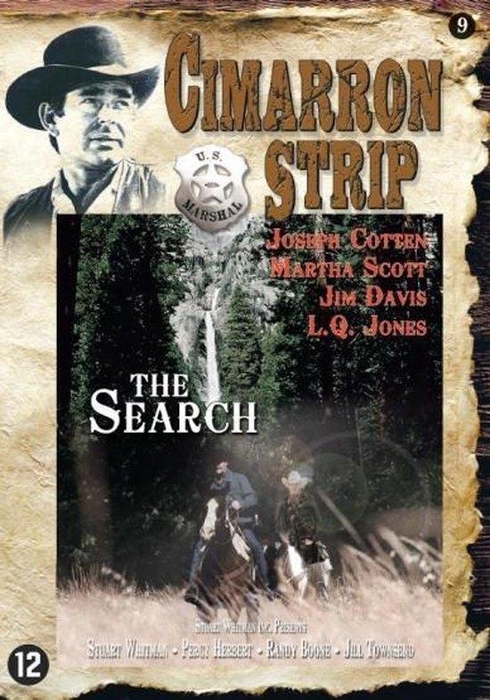 Cover van de film 'The Cimarron Strip - Search'