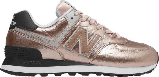 New Balance - Dames Sneakers WL574WER - Roze - Maat 35