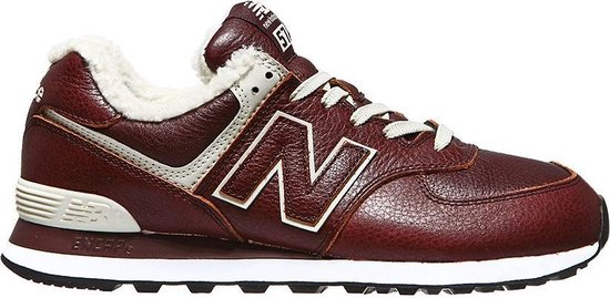 New Balance - Heren Sneakers ML574WND - Rood - Maat 39 1/2