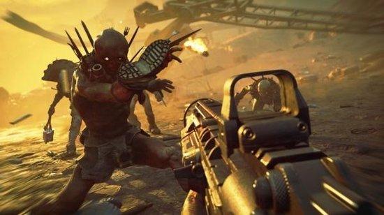 ZeniMax Media Rage 2, Xbox One video-game Basis