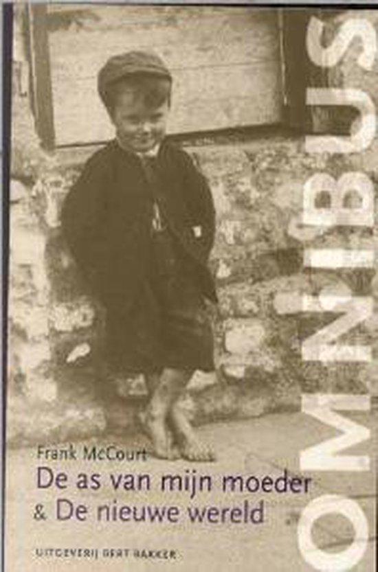 De As Van Mijn Moeder En De Nieuwe Wereld - Frank McCourt |