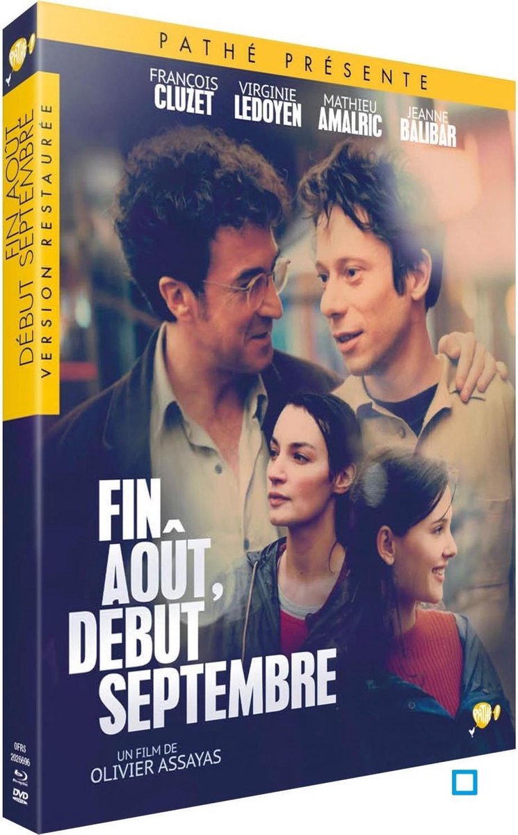 Fin Août Début Septembre - Version Restaurée - Combo Blu-Ray + DVD-