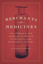 Omslag Merchants of Medicines