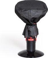 Barbecook - Premium - Barbecuehoes voor houtskoolbarbecue - Waterdicht - Zwart - Ø60 cm