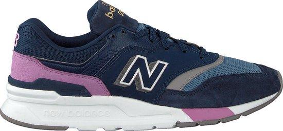 blauwe new balance sneakers dames