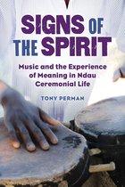 Omslag Signs of the Spirit