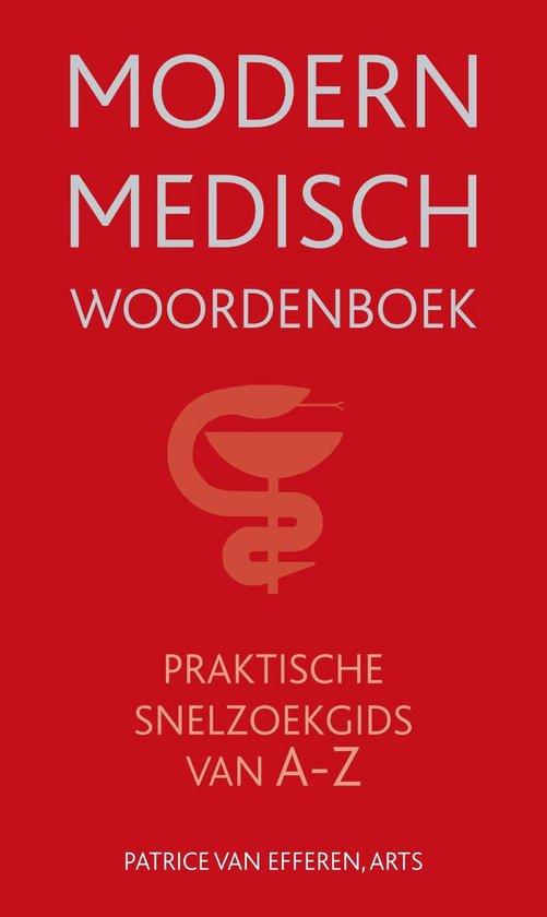 Modern Medisch Woordenboek - Patrice van Efferen |