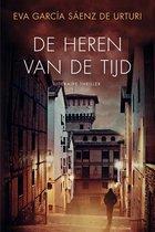 Boek cover De heren van de tijd van Eva García Sáenz de Urturi (Onbekend)