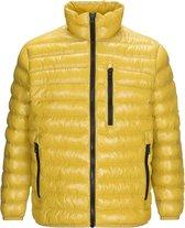 Peak Performance  - Ward Liner Jacket - Geel - Heren - maat  L
