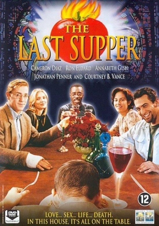 Cover van de film 'The Last Supper'