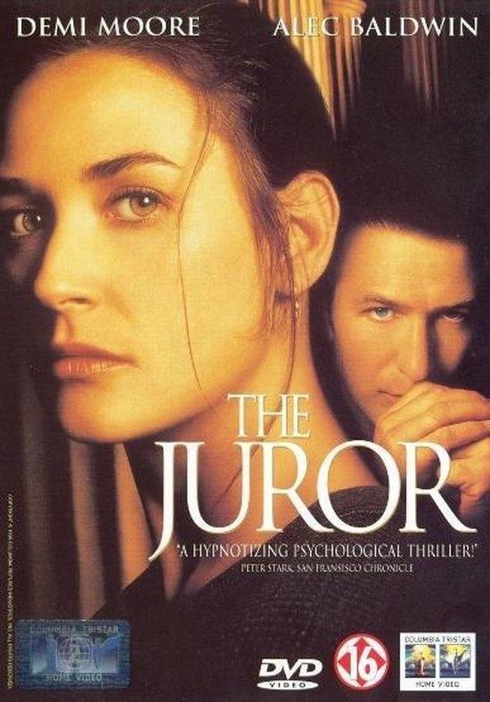 Cover van de film 'Juror'
