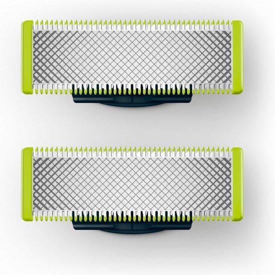 Philips OneBlade QP220/50 - Vervangmesjes - 2 stuks