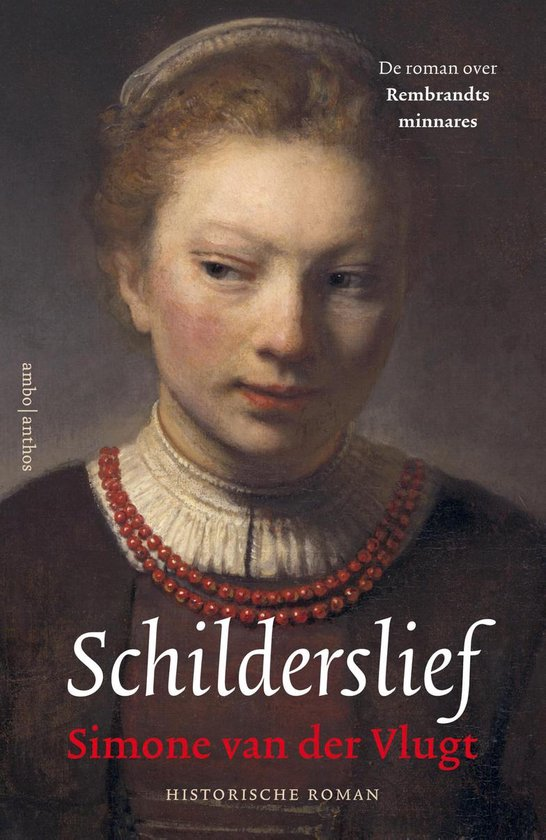 Boek cover Schilderslief van Simone van der Vlugt (Paperback)