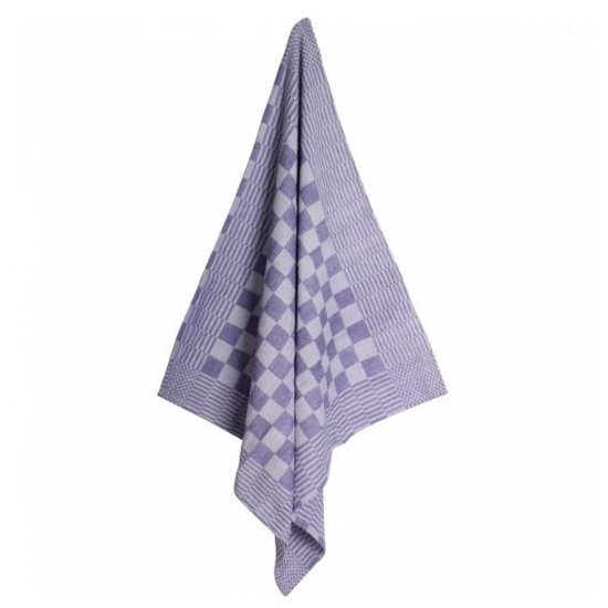 Livello Theedoek Horeca Pompdoek Blue/Purple