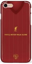 Liverpool shirt hoesje iPhone 7 / 8 / SE (2020) softcase