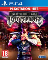 Fist of the North Star - Lost Paradise - Playstation 4 Hits -PS4