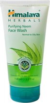 Himalaya Herbals Purifying Neem Face Wash - 150 ml