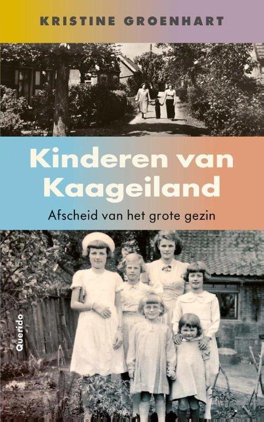 Kinderen van Kaageiland - Kristine Groenhart |