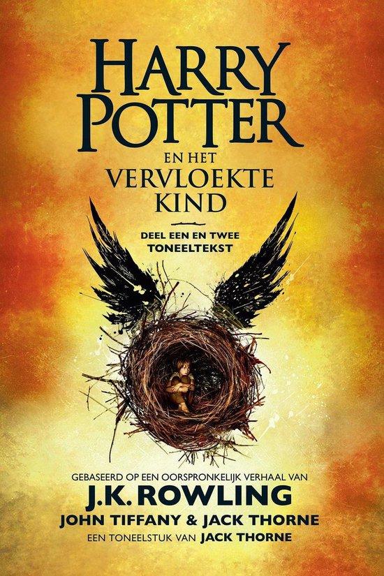 Boek cover Harry Potter en het Vervloekte Kind Deel een en twee van J.K. Rowling (Onbekend)