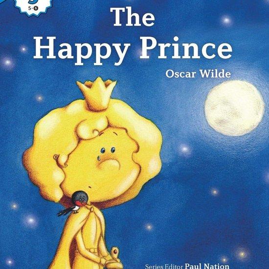 Boek cover Happy Prince, The van Oscar Wilde (Onbekend)