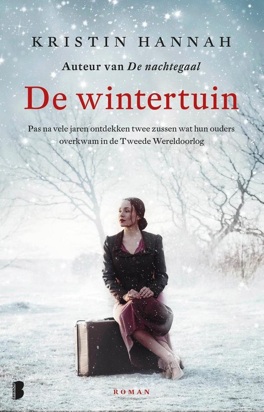 Boek cover De wintertuin van Kristin Hannah (Binding Unknown)