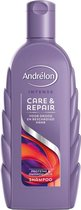 Andrélon Intense Care & Repair Shampoo - 6 x 300 ml - Voordeelverpakking