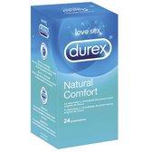 Durex Classic Natural Condooms - 24 stuks