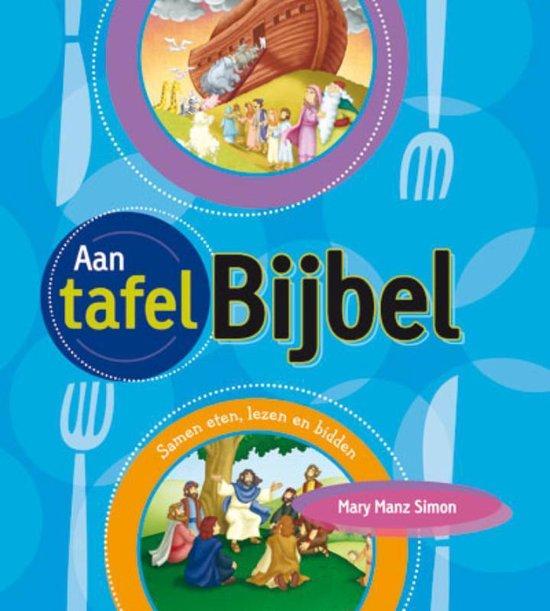 Aan tafel bijbel - M. Manz Simon | Readingchampions.org.uk