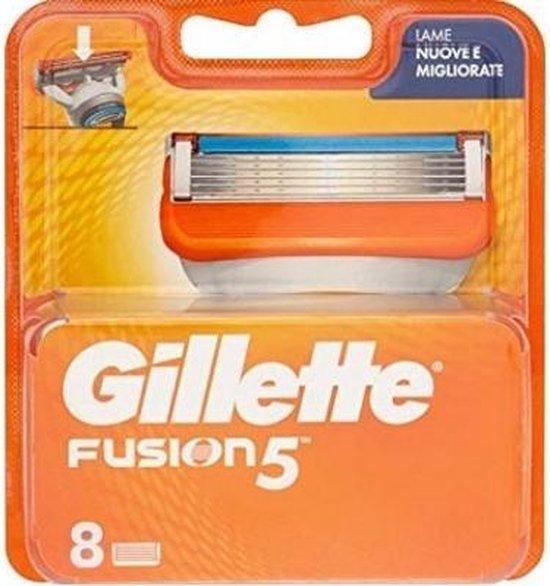 Gillette Fusion 5 Scheermesjes - 8 stuks