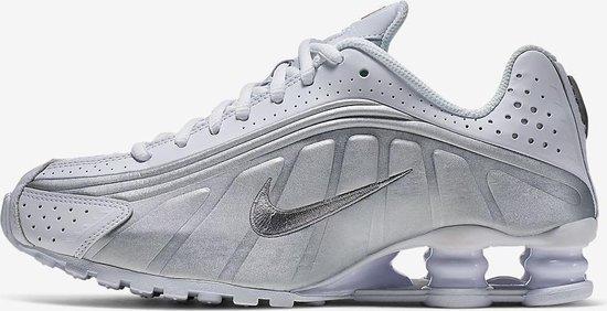 Nike Shox R4 (White) GS - Maat 36,5