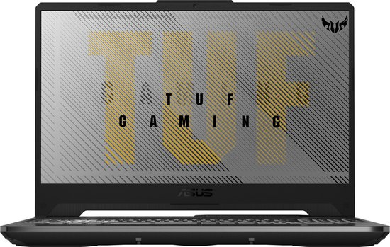 ASUS TUF Gaming FX506IV-BQ123T-BE - Gaming Laptop - 15.6 inch - Azerty