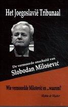 Het Joegoslavië tribunaal