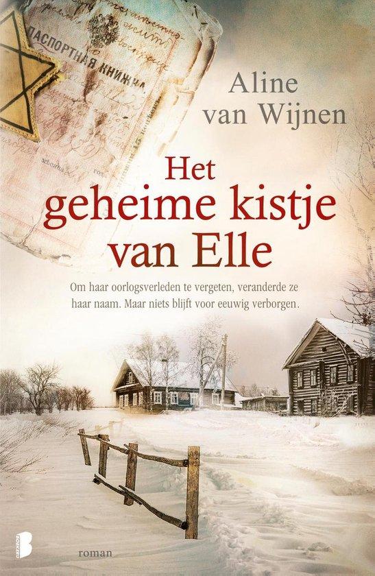 Boek cover Het geheime kistje van Elle van Aline van Wijnen (Paperback)