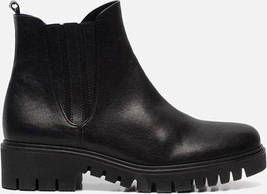 | Gabor Comfort enkellaarsjes zwart Maat 36